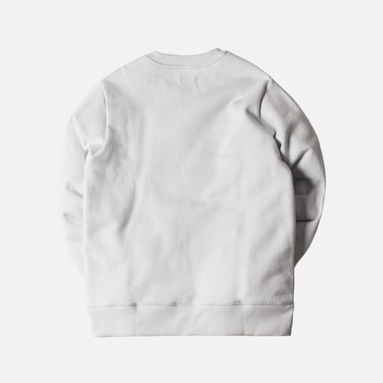 424 Alias Crewneck - White