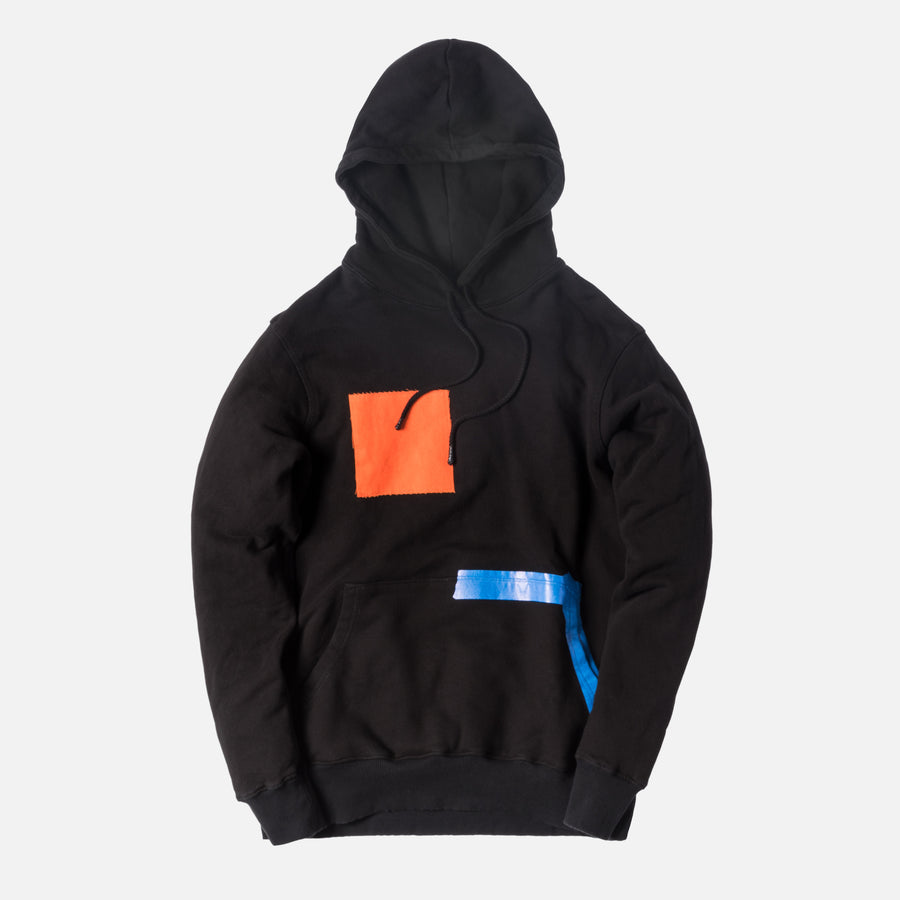 424 The Painter Hoodie - Black