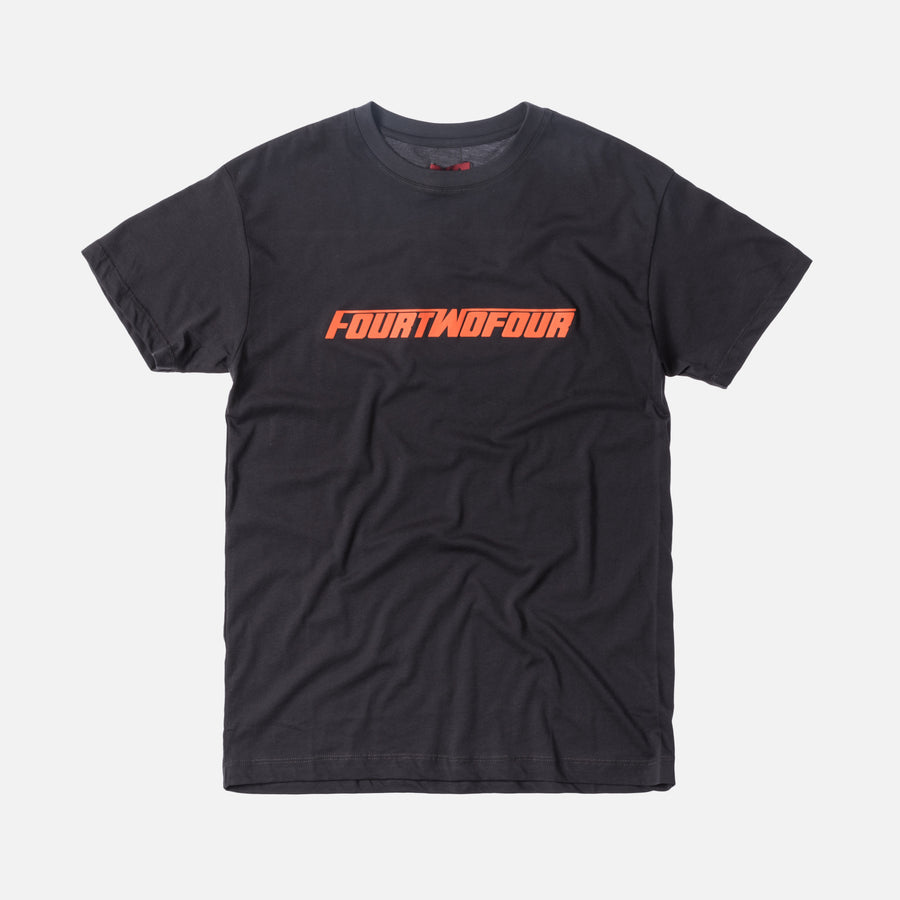 424 FOURTWOFOUR Tee - Grey