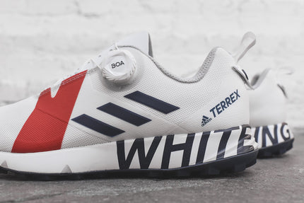 adidas X White Mountaineering TWO BOA Core / White LZNwRqysqM