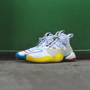 adidas x Pharrell Williams BYW LVL X - White / Supcol