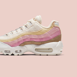 Nike WMNS Air Max 95 - Lemon Wash / Plum Chalk / Plum Dust