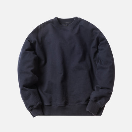 Fear of God 5th Collection Heavy Terry Crewneck - Navy