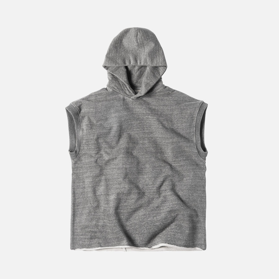 Fear of God Heavy Terry Muscle Hoodie - Heather