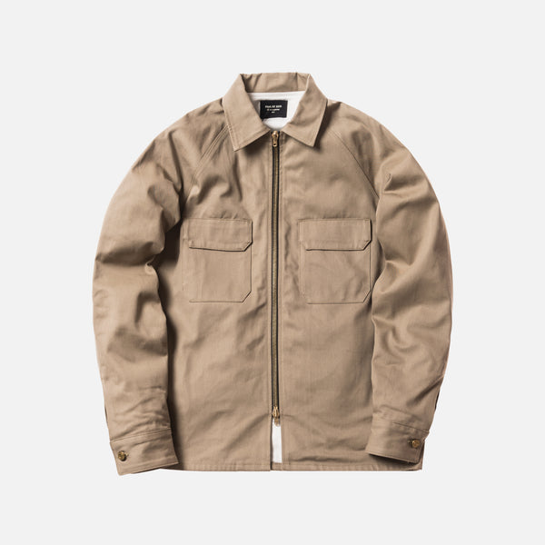 Fear of God 5th Collection Selvedge Chino Workshirt - Khaki