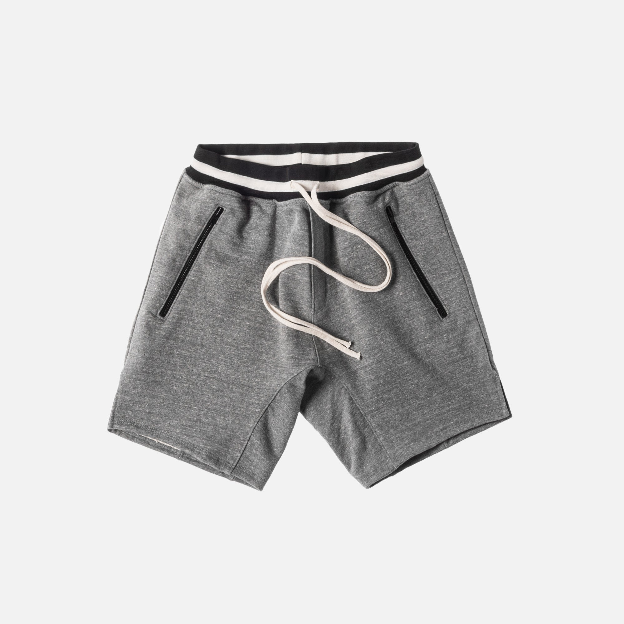 Fear of God 5th Collection Heavy Terry Sweatshort - Heather Grey