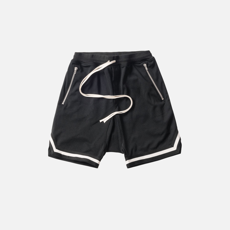 Fear of God 5th Collection Mesh Drop Crotch Short - Black