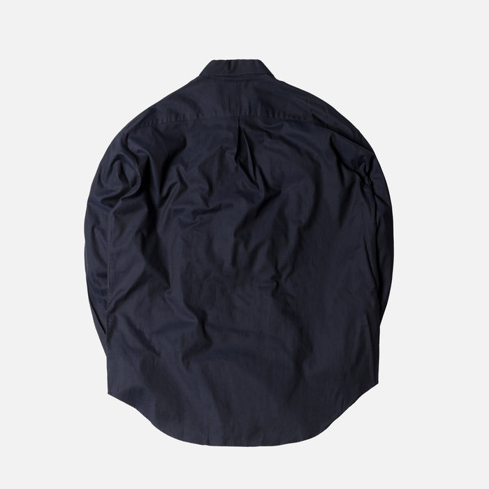 Fear of God 5th Collection Piped Oversized Button-Up - Navy