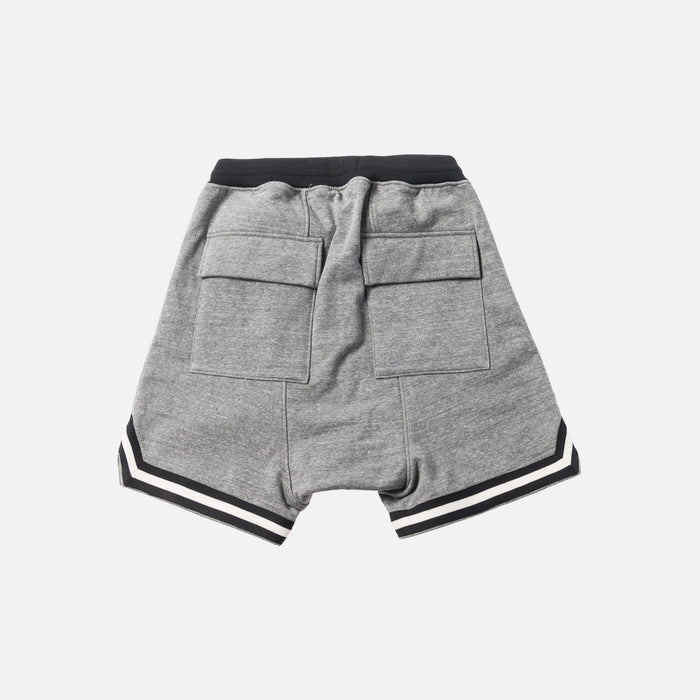 Fear Of God French Terry Bball Shorts - Grey