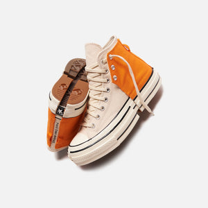 Converse x Feng Chen Wang CT70 - Orange / Natural Image 2