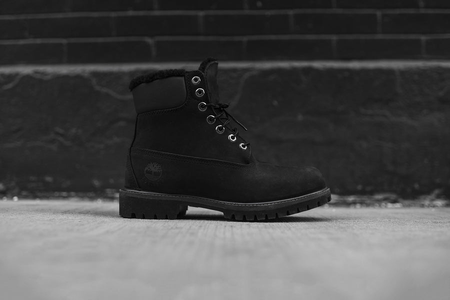 "Timberland 6"" Construct Boot - Black"