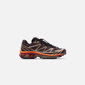 Salomon XT-6 Advanced - Shale / Chocolate Plum