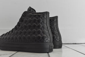 Converse Chuck II Hi QS Car Leather - Black