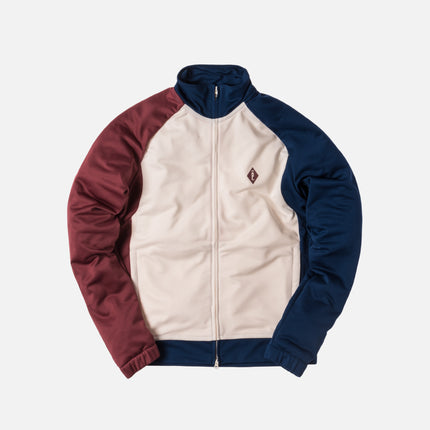 Nikelab x Pigalle Track Jacket - Sail / Coastal Blue / Port