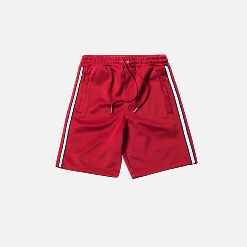 Kith x Bergdorf Goodman Track Short - Scarlet Red