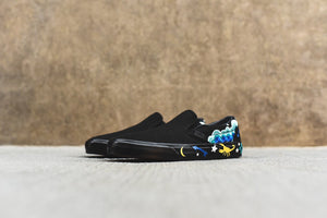 Vans Classic Slip-On Desert Embellish - Black
