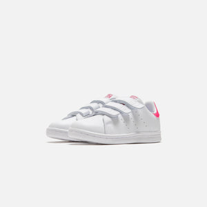adidas Stan Smith Pre-School - White / Navy