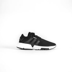 adidas Junior POD-S3.1 - Black / Black / White Image 1