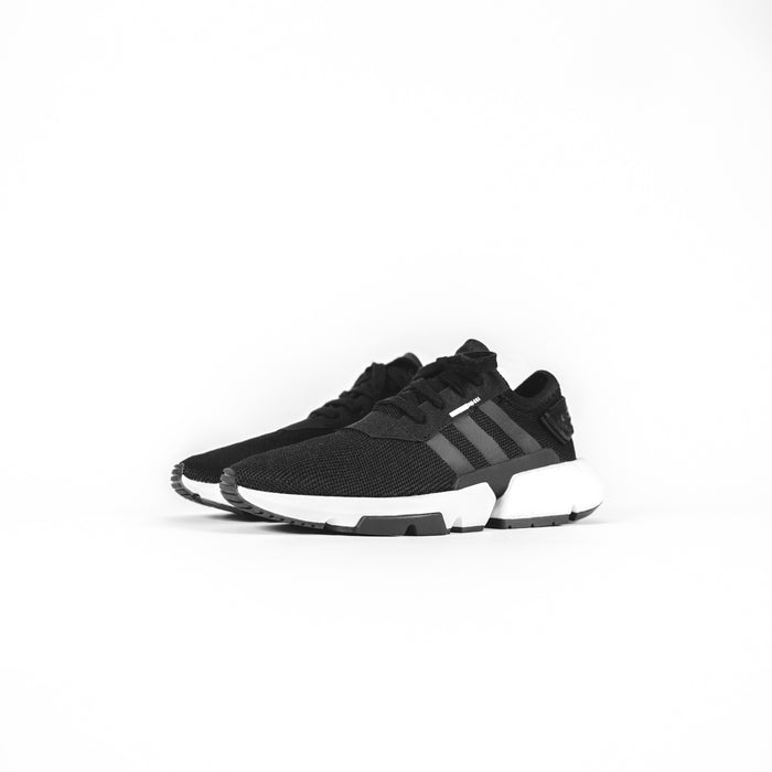 adidas Junior POD-S3.1 - Black / Black / White