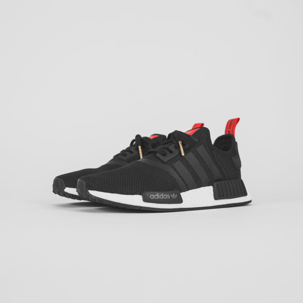 cfbeda29f26fe4 adidas Originals NMD Black Friday - Core Black   Black   Red – Kith
