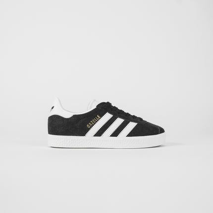 adidas Originals Crib Gazelle - Black / White