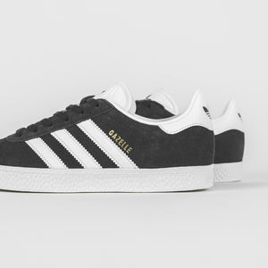 adidas Originals Crib Gazelle - Grey / White