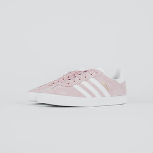 adidas Originals Crib Gazelle - Pink / White