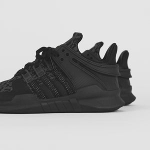 adidas Originals Junior EQT Support ADV - Triple Black