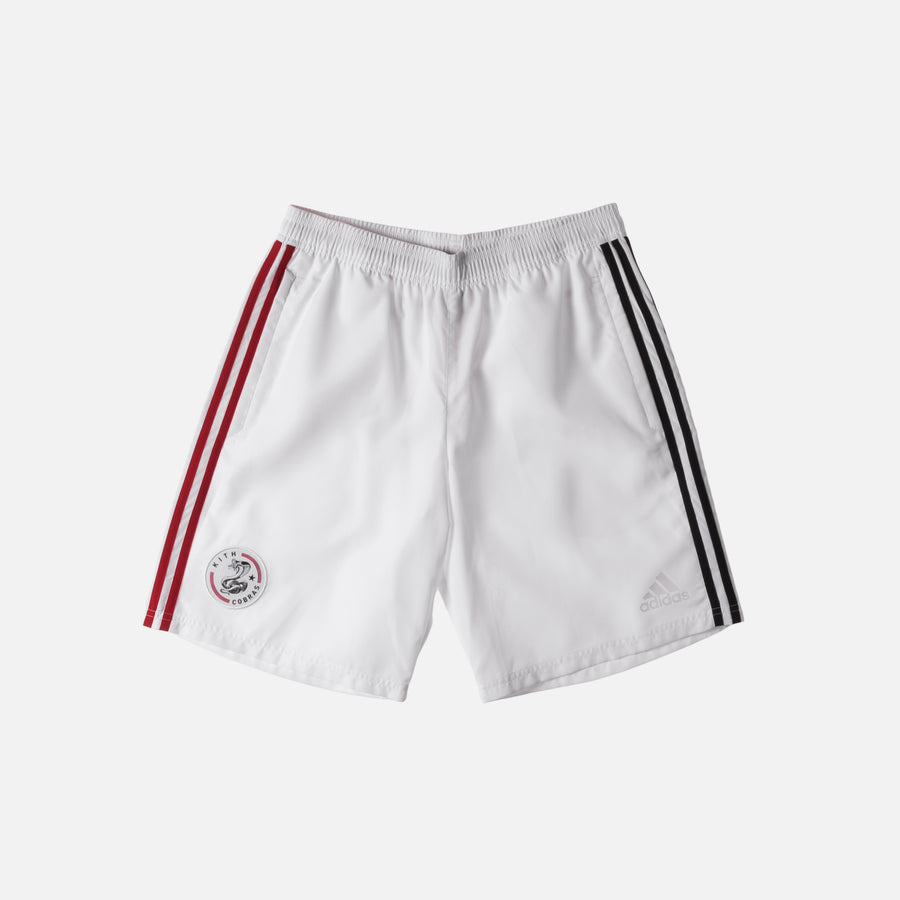 Kith x adidas Soccer Game Shorts - Cobras Home