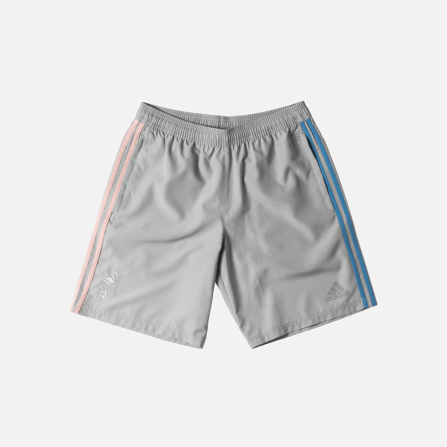 Kith x adidas Soccer Game Shorts - Flamingos Away