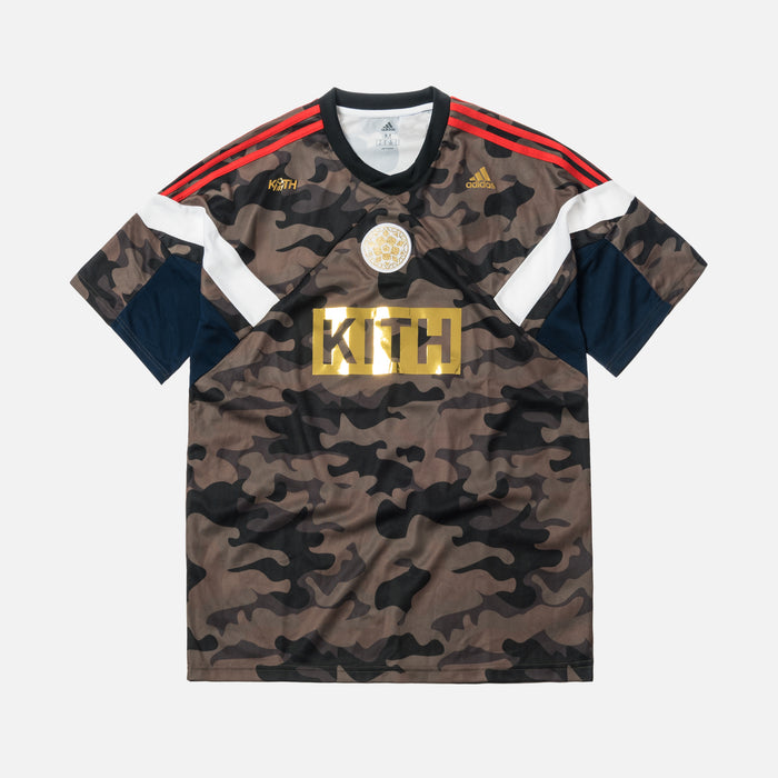 Kith x adidas Soccer Match Jersey - Rays Home