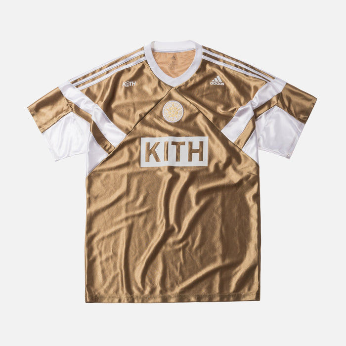 Kith x adidas Soccer Match Jersey - Rays Away