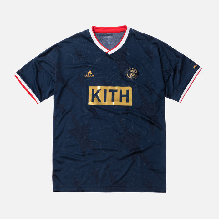 Kith x adidas Soccer Match Jersey - Cobras Home