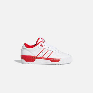 adidas Originals Grade School Rivalry Low - Footwear White Image 1