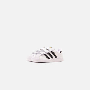 adidas Superstar CF Infrant - Footwear White / Core Black