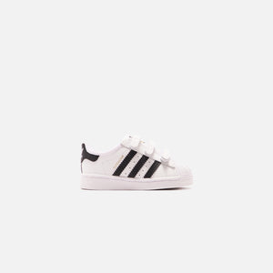 adidas Superstar CF Cribs - Footwear White / Core Black