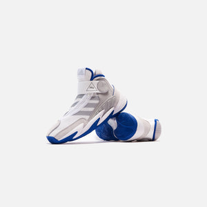adidas x Pharrell Williams 0 to 60 BOS - White / Royal / Silver