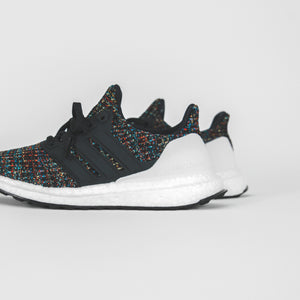 adidas Originals Juniors UltraBOOST -  Core Black / White / Active Red