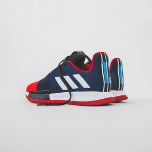 adidas Originals Juniors Retro Rocket Harden Vol. 3 - Legend Ink / Active Orange