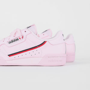 adidas Kids Continential 80 Classic - Pink / Scarlet / Navy