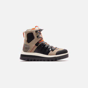 adidas by Stella McCartney Eulampis Boot - Black / Solar Orange Image 1