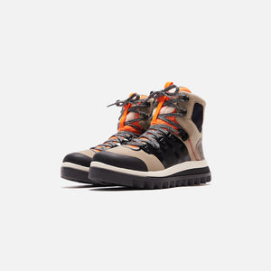 adidas by Stella McCartney Eulampis Boot - Black / Solar Orange Image 3