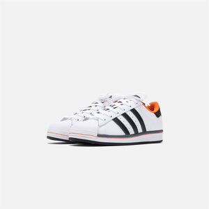 adidas Superstar - Footwear White / Black / Orange Image 3