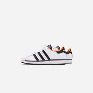 adidas Superstar - Footwear White / Black / Orange Image 4