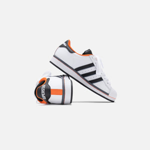 adidas Superstar - Footwear White / Black / Orange Image 2