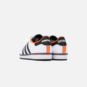 adidas Superstar - Footwear White / Black / Orange Image 5