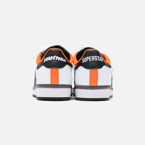 adidas Superstar - Footwear White / Black / Orange Image 6