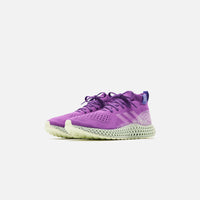 adidas x Pharrell Williams 4D Runner Mid - Purple Thumbnail 1
