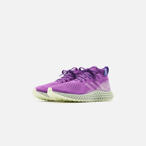 adidas x Pharrell Williams 4D Runner Mid - Purple Image 2