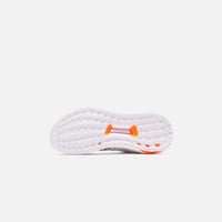 adidas by Stella McCartney Ultraboost x 3D Knit - Black / White / Orange Thumbnail 6